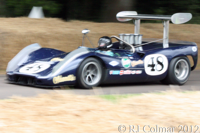 McLaren Chevrolet M6B, Goodwood Festival of Speed