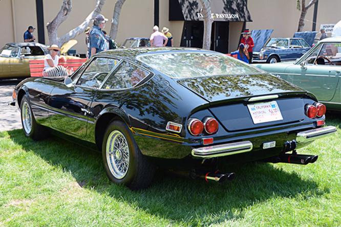 Ferrari 365 GTB/4, Palo Alto Concours d'Elegance