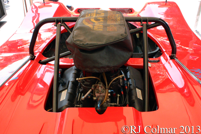 March 707, Goodwood Festival Of Speed