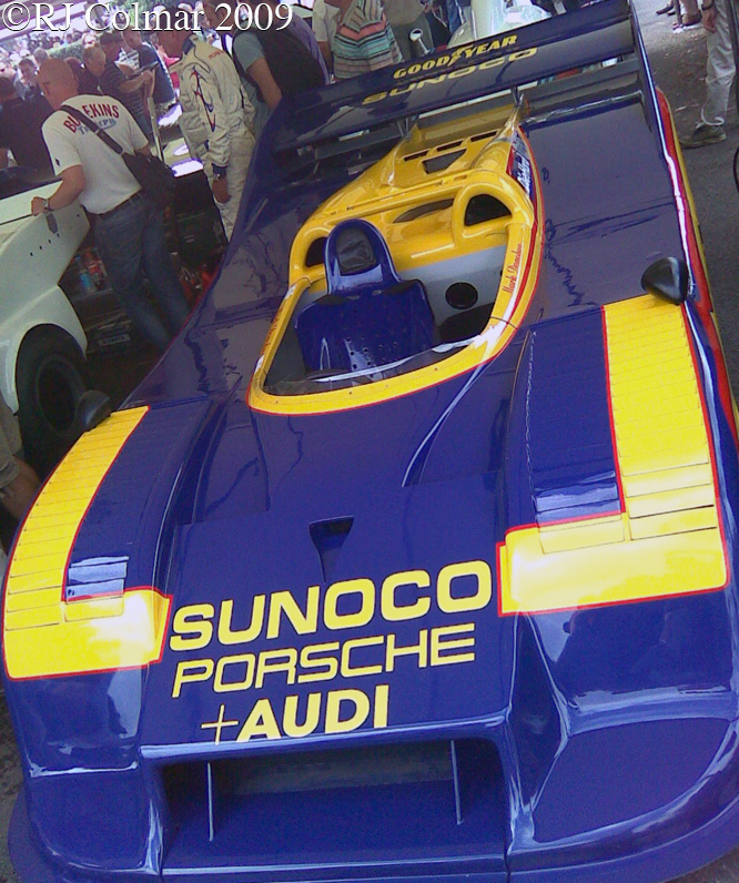 Porsche 917/30, Goodwood Festival of Speed