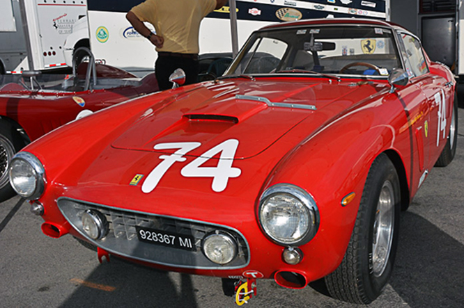 Ferrari 250 GT SWB, Rolex Monterey Reunion, Laguna Seca