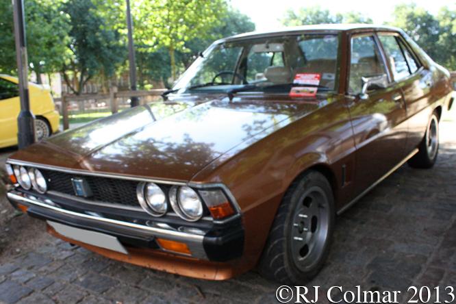 Colt, Sigma, Avenue Drivers Club, Queen Square, Bristol
