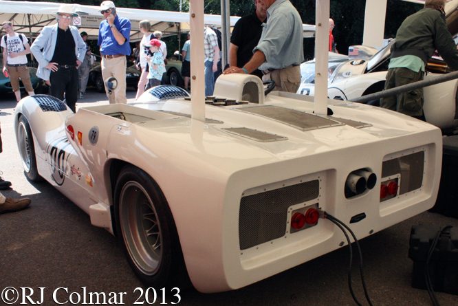 Chaparral 2E, Goodwood Festival Of Speed