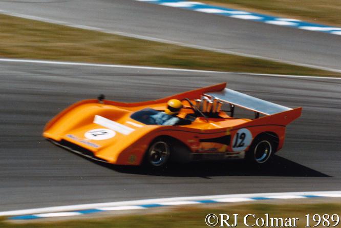 Agg, McLaren Chevrolet M8F, Brands Hatch