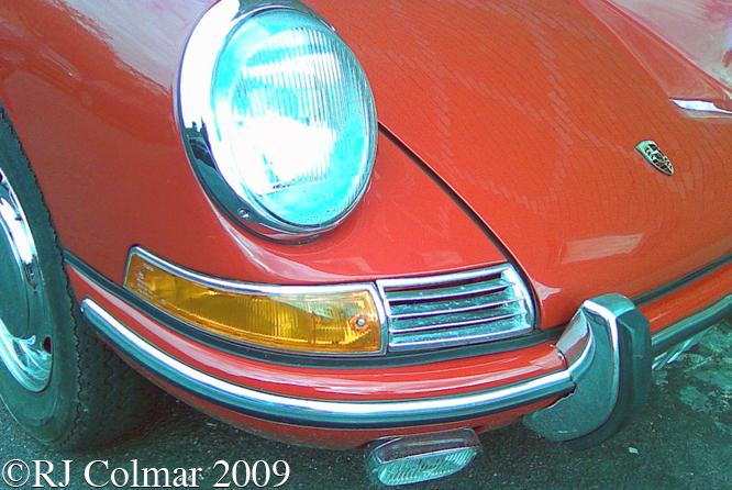 Porsche 912, Bristol