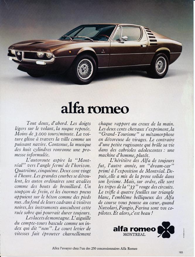 01 ALFA Romeo Montreal