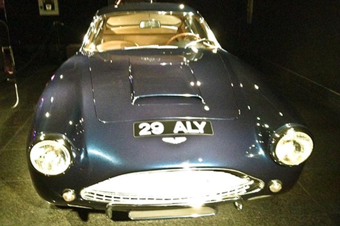 Aston Martin DB4GT Zagato, Danville Concours d'Elegance