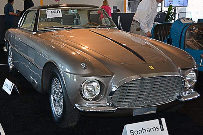 Ferrari 250 Europa Vignale, Bonhams, The Quail