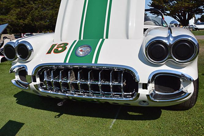 Chevrolet Corvette, Hillsborough Concours d'Elegance