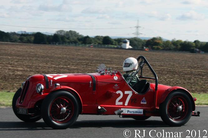 Dubsky, Aston Martin, 15-98, VSCC, Castle, Combe