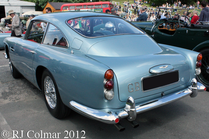 Aston Martin DB4, Brooklands, Double Twelve