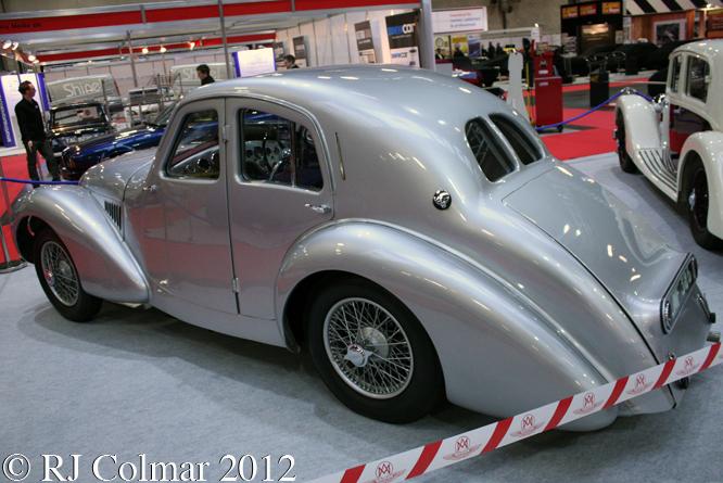 Aston Martin, Atom, Classic Motor Show, NEC Birmingham