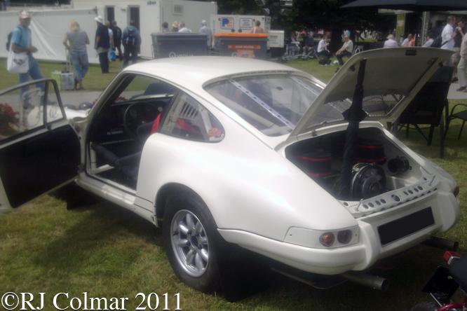 Porsche 911 R, Goodwood, Festival of Speed
