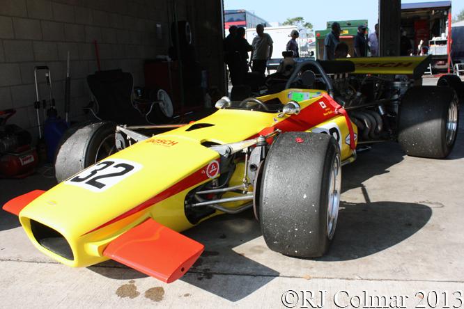 Lola Chevrolet T142, Gold Cup, Oulton Park