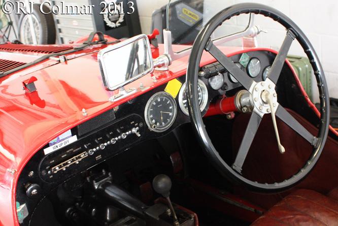 Aston Martin Ulster LM 18, Silverstone