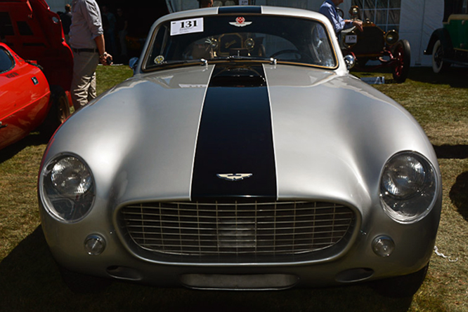 Aston Martin DB2 Coupe, The Quail