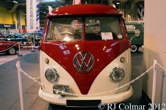 01 Volkswagen Type 2 (T1) Pick Up,