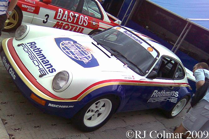 Porsche 911 SC RS, Goodwood Festival of Speed