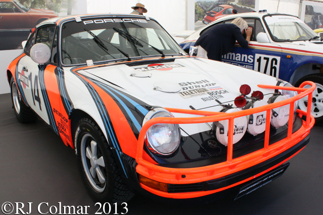 Porsche 911 SC Safari, Goodwood Festival Of Speed