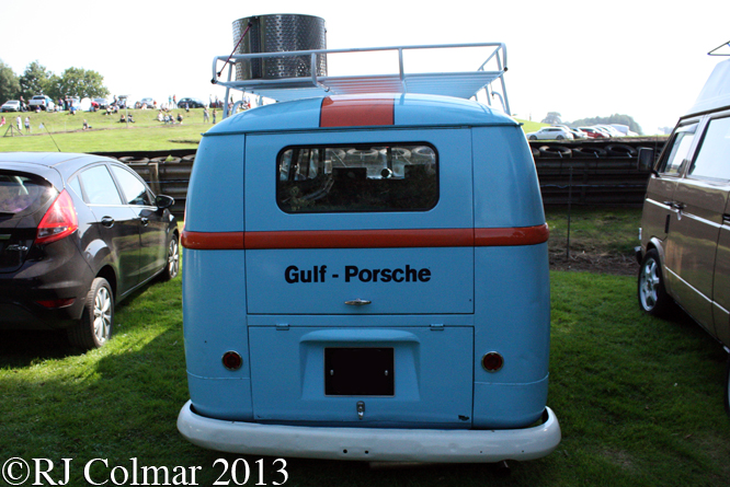 Gulf VW Type 2 (T1), Gold Cup, Oulton Park