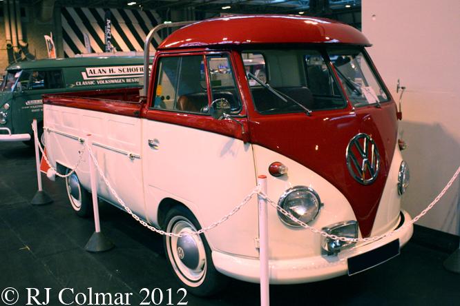 02 Volkswagen Type 2 (T1) Pick Up,