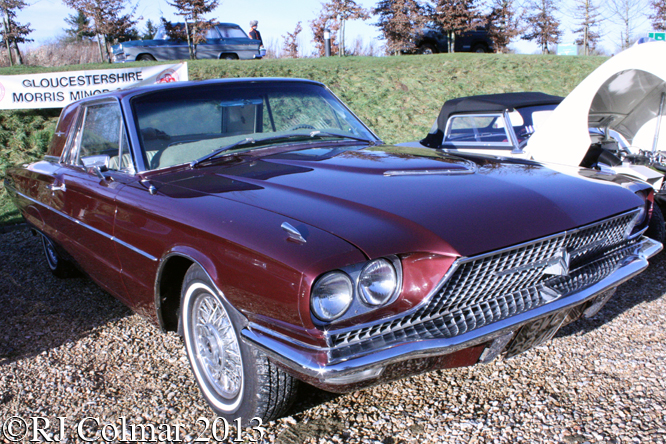 Ford Thunderbird, Frogmill, Andoversford