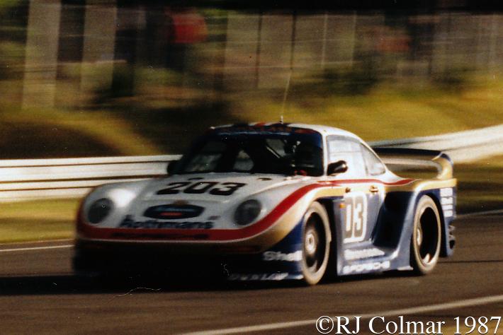 Porsche 961, Le Mans 24 Hours