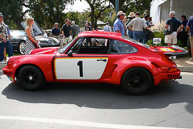 Porsche 911 Carrera RSR, Nielllo Serrano Concours d'Elegance
