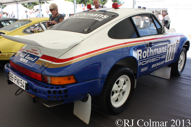 Porsche 953, Goodwood Festival of Speed