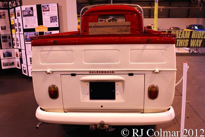 04 Volkswagen Type 2 (T1) Pick Up,