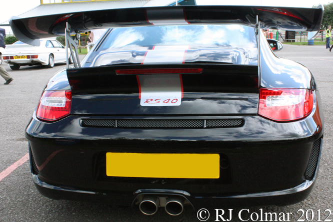 Porsche 911 GT3 RS 4.0, Family Club Day, Castle Combe