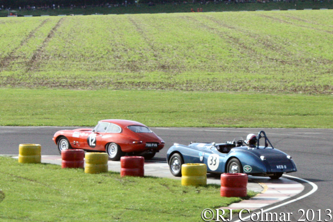 Norman Dewis Trophy, Autumn Classic, Castle Combe