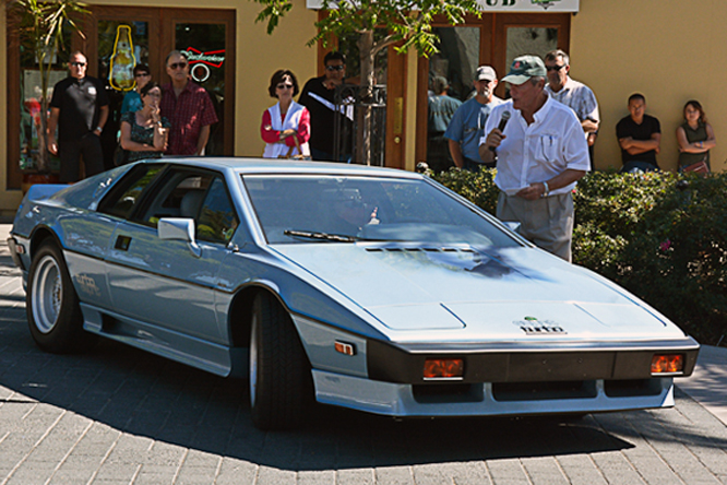 Lotus Esprit, The British Fall Classic, Morgan Hill, Ca