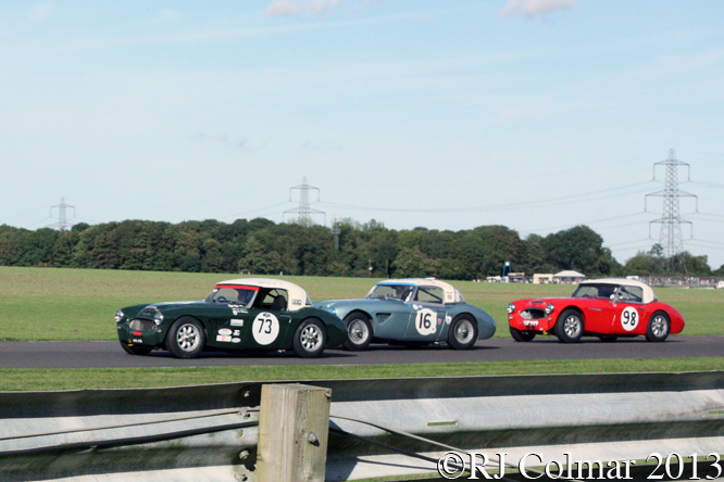 Big Healey Challenge, Autumn Classic, Castle Combe