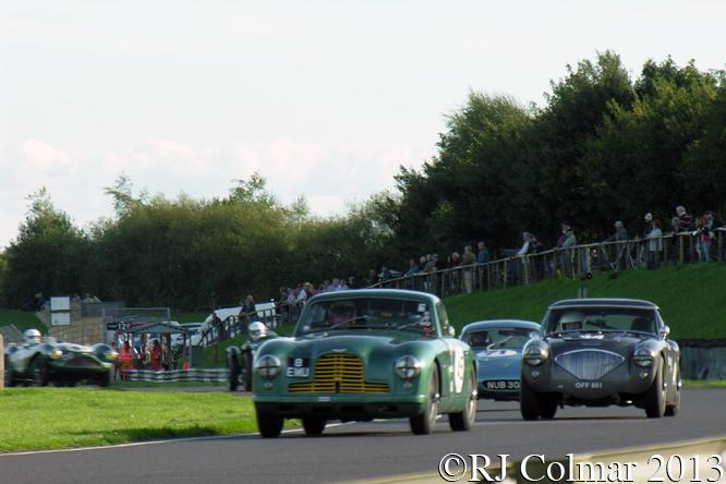 FISCAR, 50's Inter Marque, Autumn Classic, Castle Combe