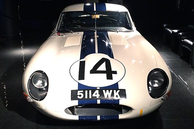 Jaguar XK-E Lightweight, Blackhawk Museum