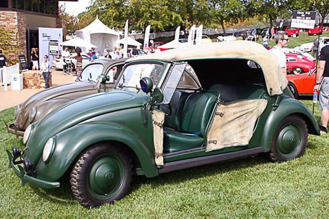 Volkswagen Beetle, Niello Concours Serrano