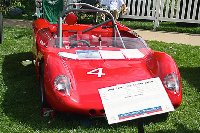 Lotus 23B, Niello Concours Serrano
