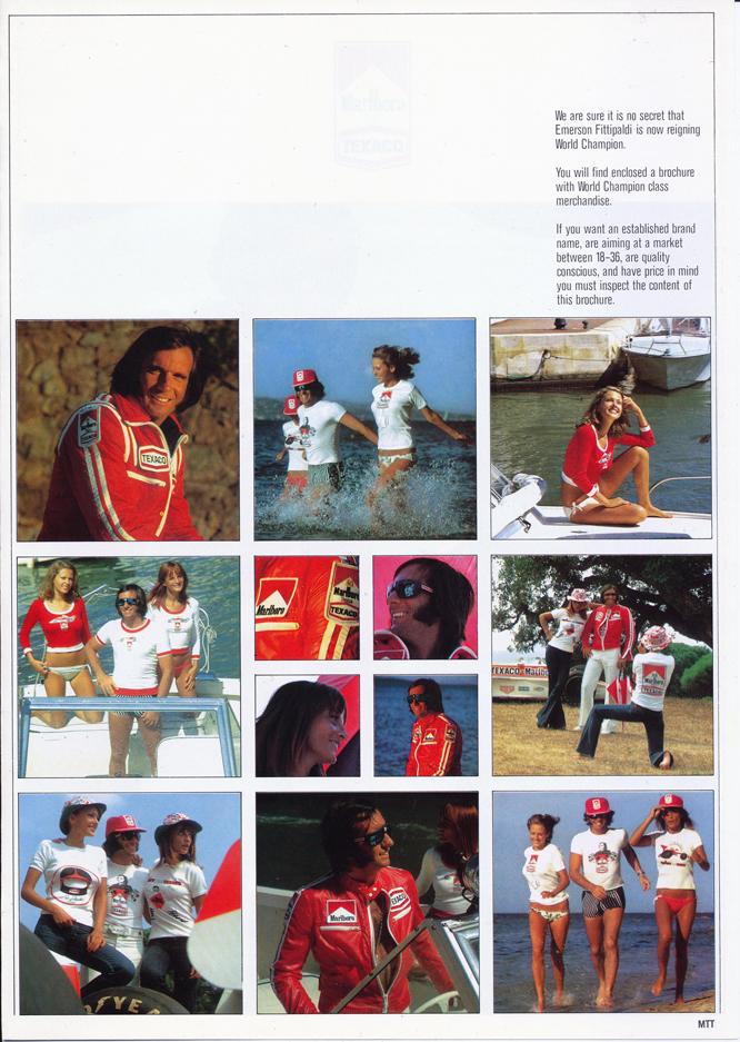 Marlboro Promotions Dossier, GALPOT Automobillia