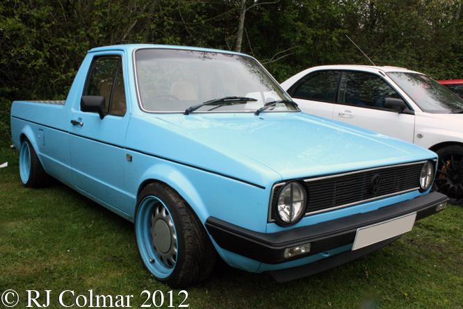 Volkswagen Caddy, Spring Performance Car Action Day, Castle Combe