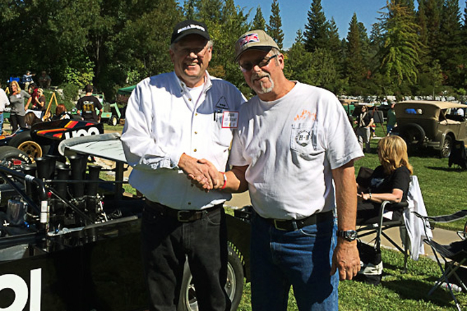 Losher & Horton, Ironside Winery Concours d'Elegance
