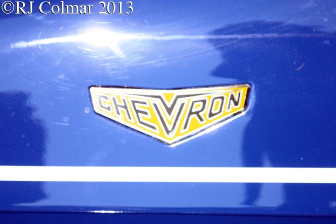 Chevron Chevrolet B24, Oulton Park