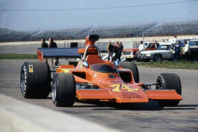 Lola T330, Michigan International Speedway