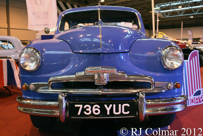 Standard Pickup, Classic Car Show, NEC, Birmingham