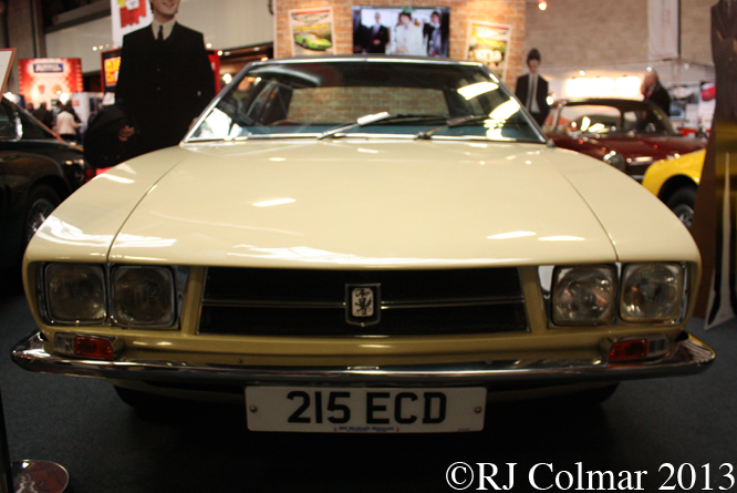 ISO Rivolta Fidia, Classic Motor Show, NEC, Birmingham