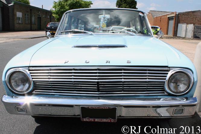 Ford Falcon, Edenbridge Fun Day
