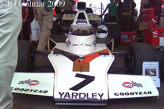 McLaren Cosworth M23, Goodwood Festival Of Speed