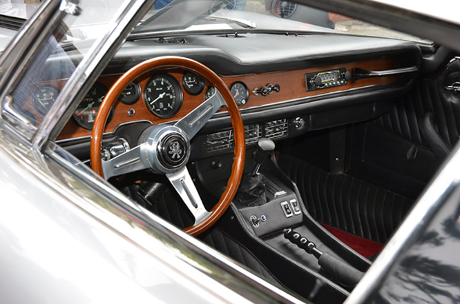 ISO Rivolta, Iso Grifo Can Am, Carmel Concours by the Sea