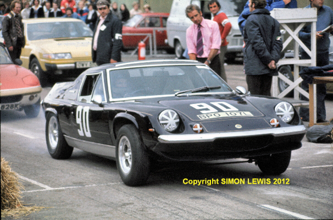 Shepard, Lotus Europa, Brighton Speed Trials