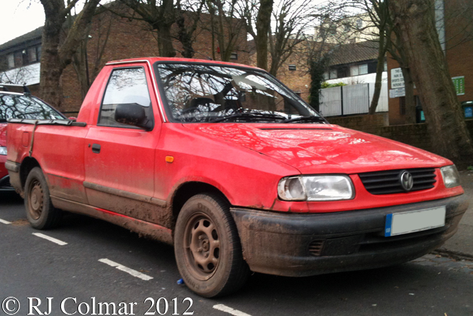 Volkswagen Pick Up, Bristol